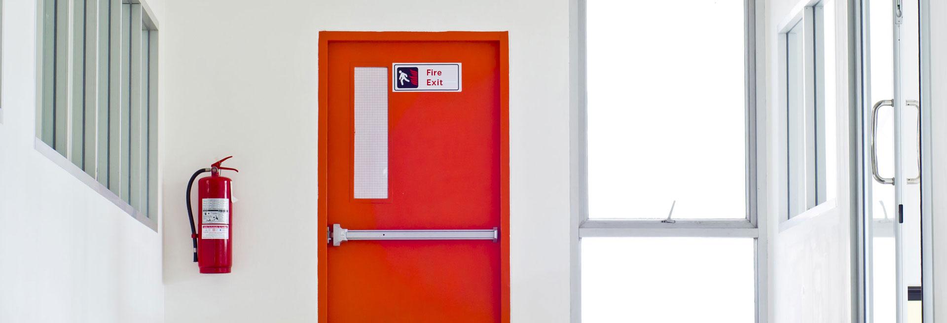 Fire Door Replacement Services