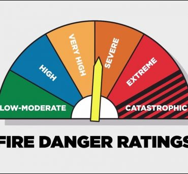 What Exactly Does 'Catastrophic Fire Danger' Mean?